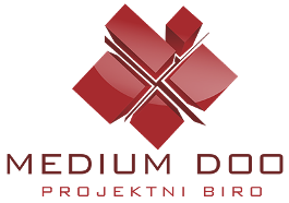 logo Projektni Biro MEDIUM